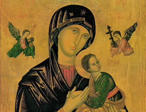 Devotion to Mother of Perpetual Help