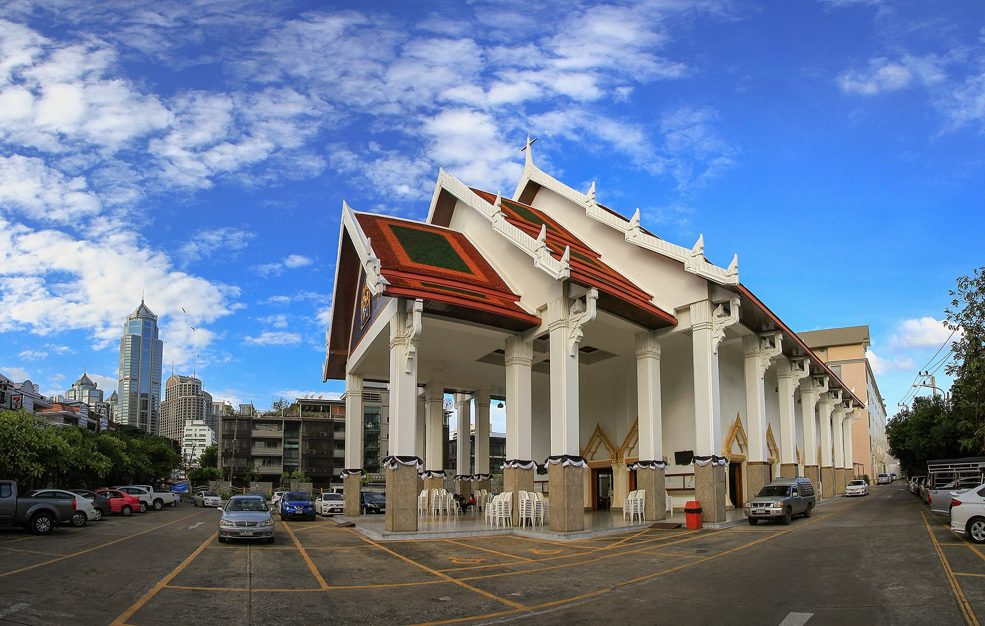 Welcome to Holy Redeemer Church, Bangkok, Thailand